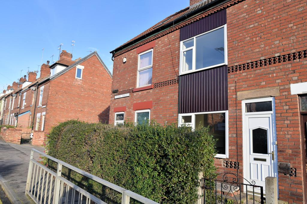 3 Bedrooms Terraced House for sale in Calder Terrace, Low Road, Conisbrough
