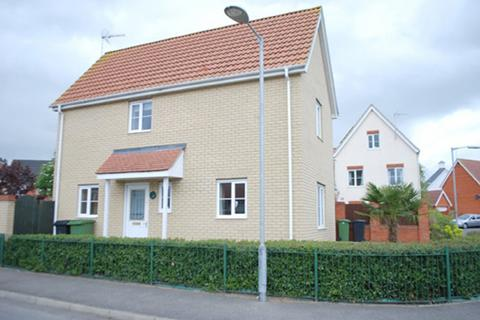 2 bedroom semi-detached house to rent - Mission Road, Diss