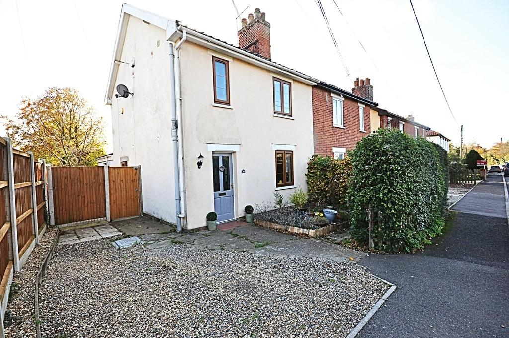 4 Bedrooms Semi Detached House for sale in Frenze Road, Diss