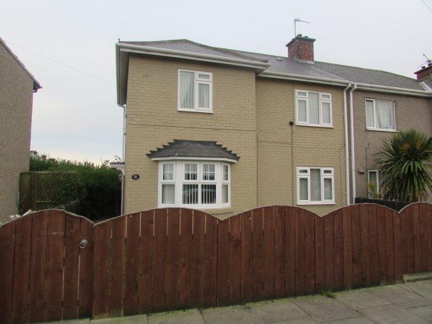 3 Bedrooms Semi Detached House for sale in JESMOND GARDENS, RABY ROAD, HARTLEPOOL