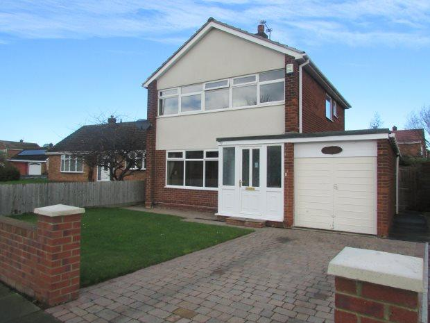 3 Bedrooms Detached House for sale in ELIZABETH WAY, SEATON CAREW, HARTLEPOOL