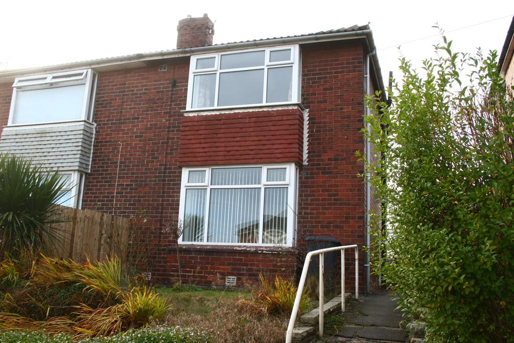 2 Bedrooms Semi Detached House for rent in Newlands Avenue, Intake, Sheffield S12