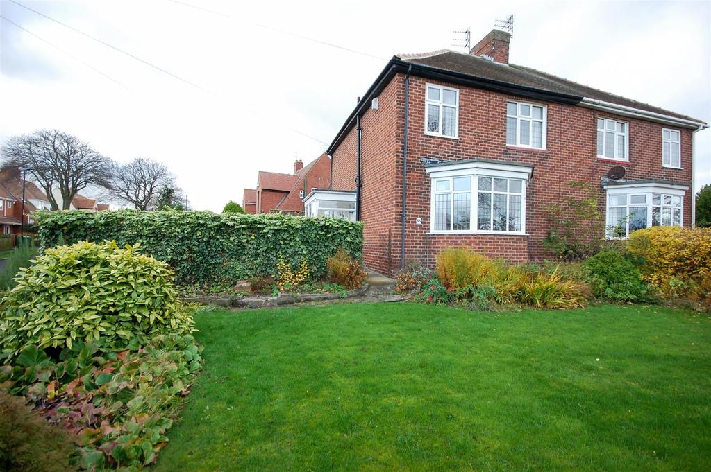3 Bedrooms Semi Detached House for sale in Queen Alexandra Road, Sunderland