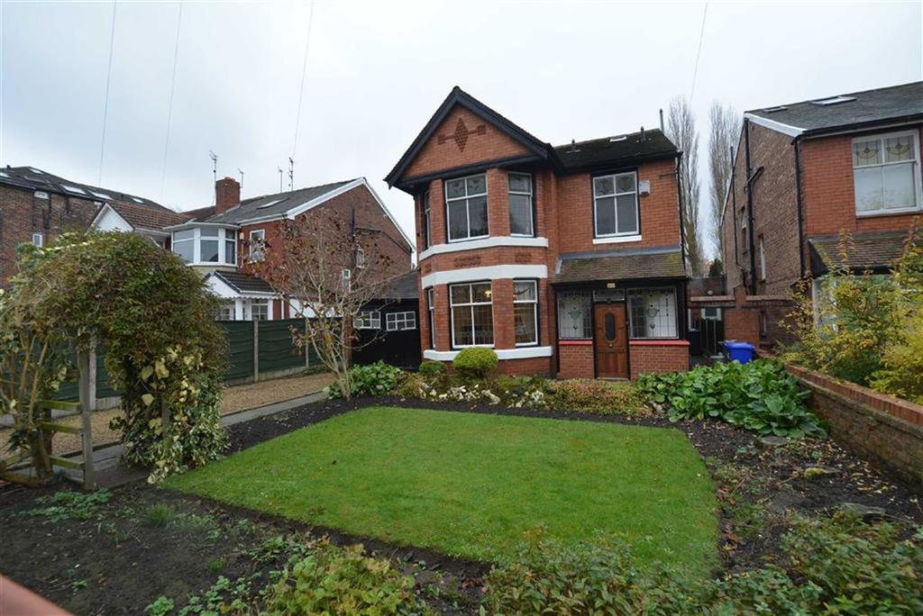 5 Bedrooms Detached House for sale in Manley Road, WHALLEY RANGE, Manchester