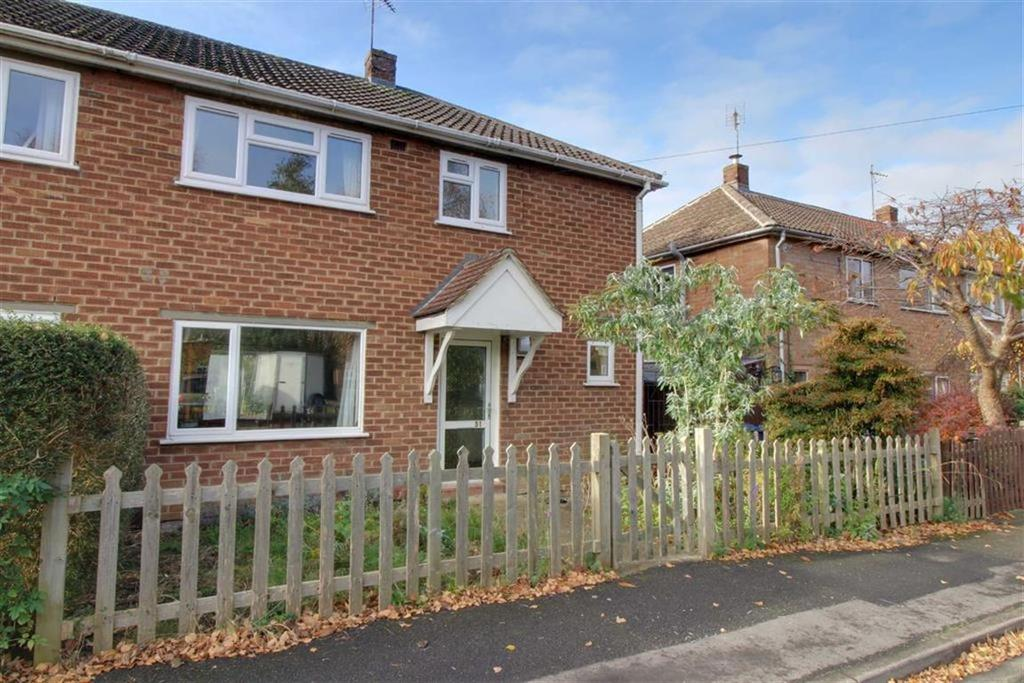 3 Bedrooms Semi Detached House for sale in Bryerland Road, Witcombe