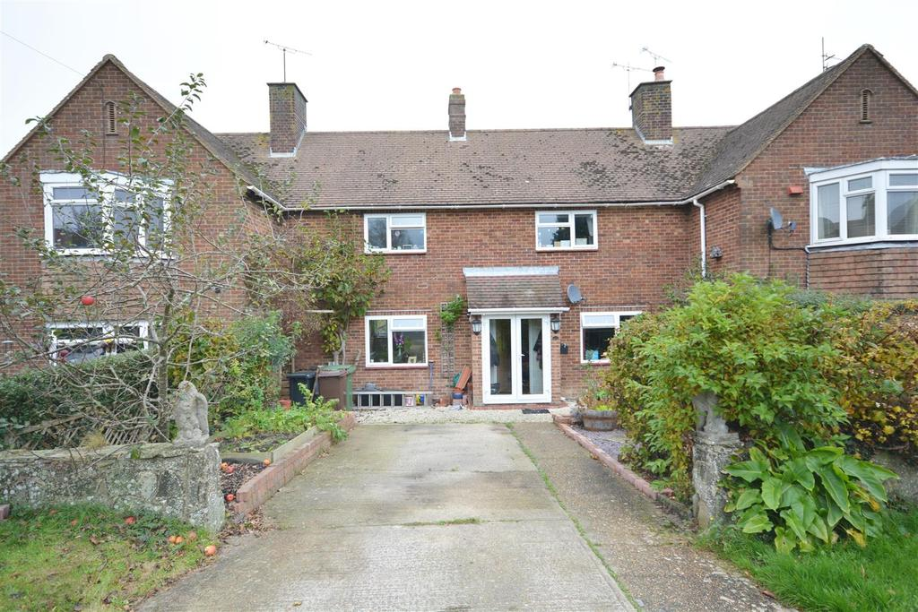 3 Bedrooms Terraced House for sale in Marley Rise, Battle