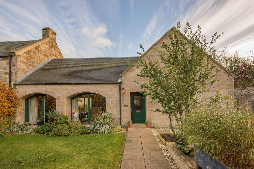 3 Bedrooms End Of Terrace House for sale in 3 Ballencrieff Steading, Longniddry, East Lothian, EH32 0QH