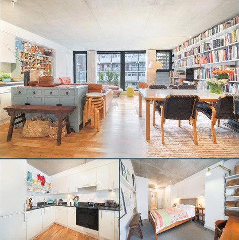 2 bedroom flat for sale - Micawber Wharf, 17 Micawber Street, London, N1