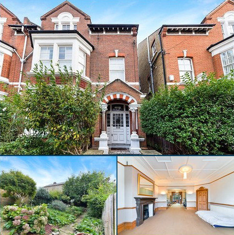 1 bedroom flat for sale - Mayford Road, London, SW12