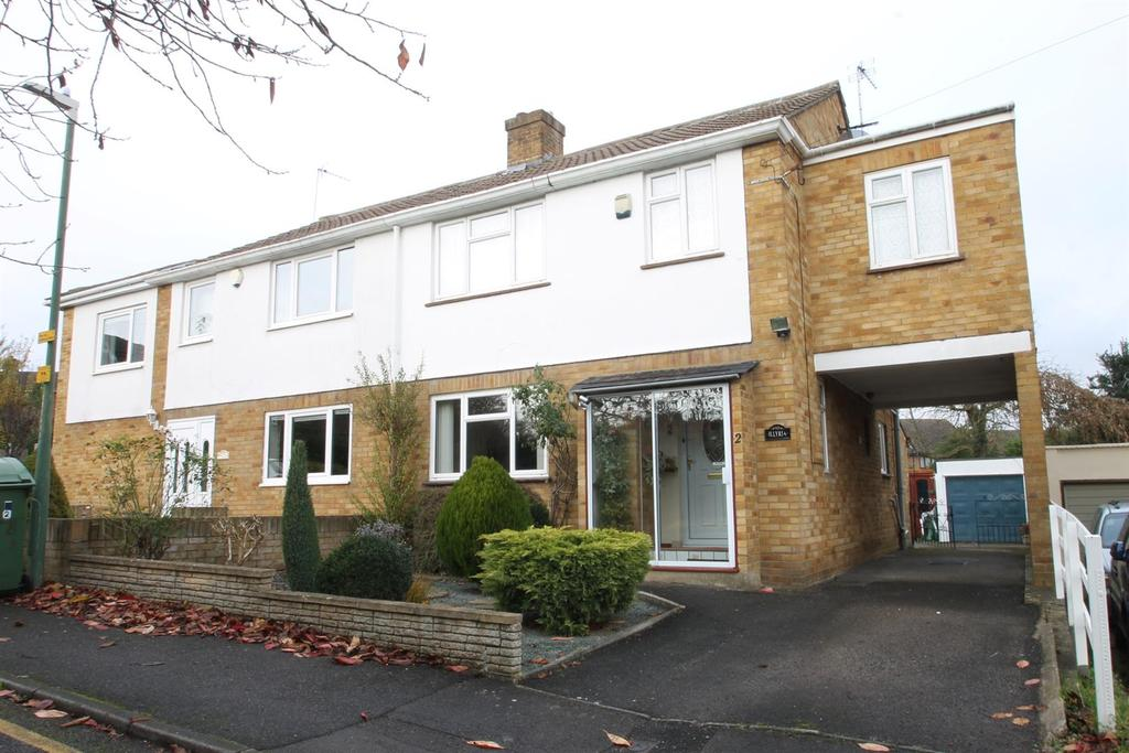 4 Bedrooms Semi Detached House for sale in Bower Close, Maidstone