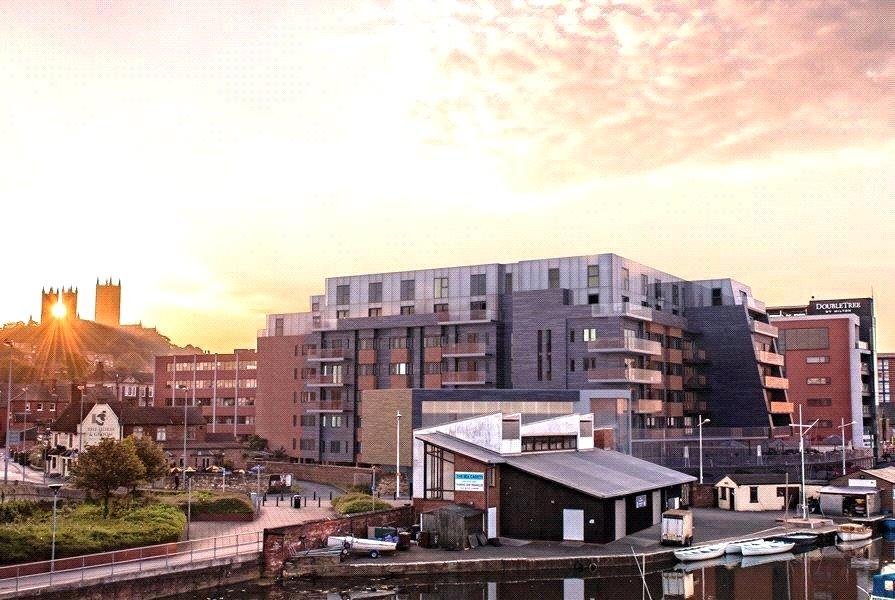 1 Bedroom Flat for rent in One The Brayford, 20 Brayford Wharf North, LN1