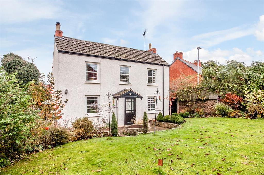 4 Bedrooms Cottage House for sale in Station Street, Ross-On-Wye