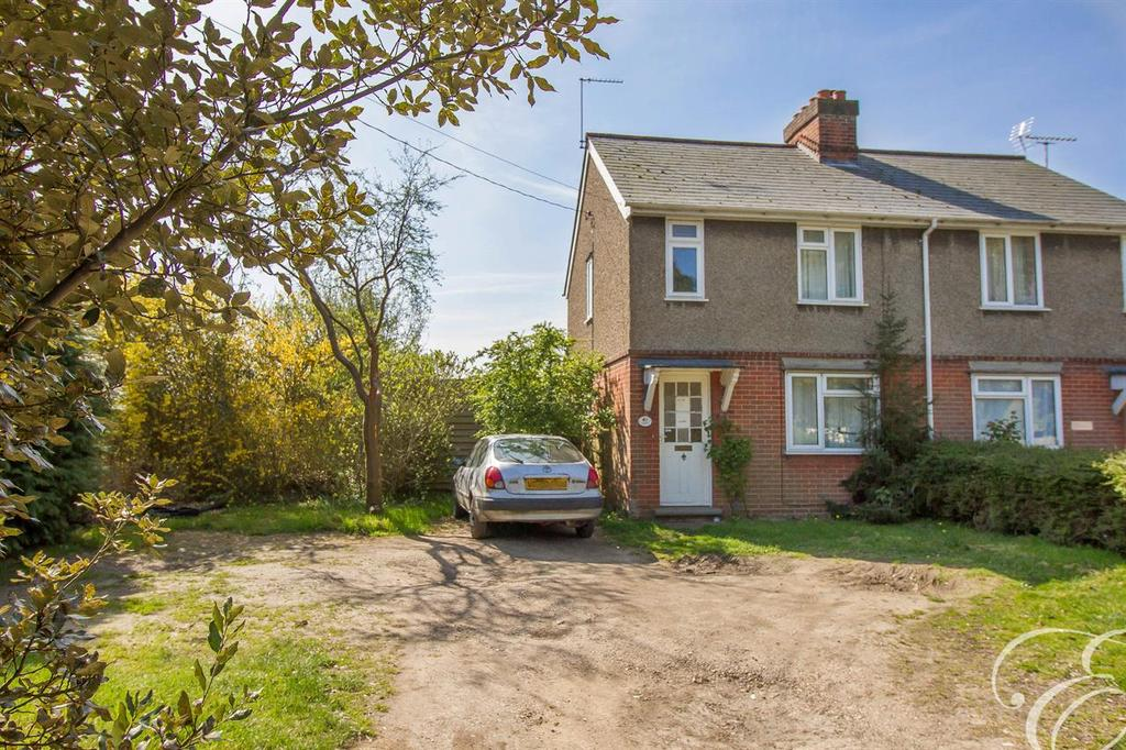3 Bedrooms Semi Detached House for sale in Wignall Street, Manningtree