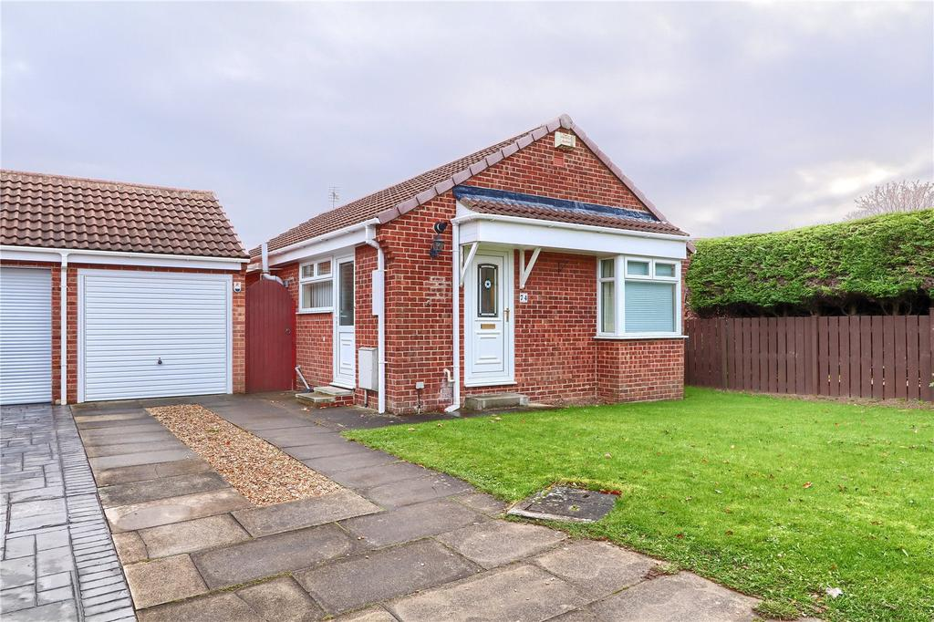 2 Bedrooms Detached Bungalow for sale in Fox Howe, Coulby Newham