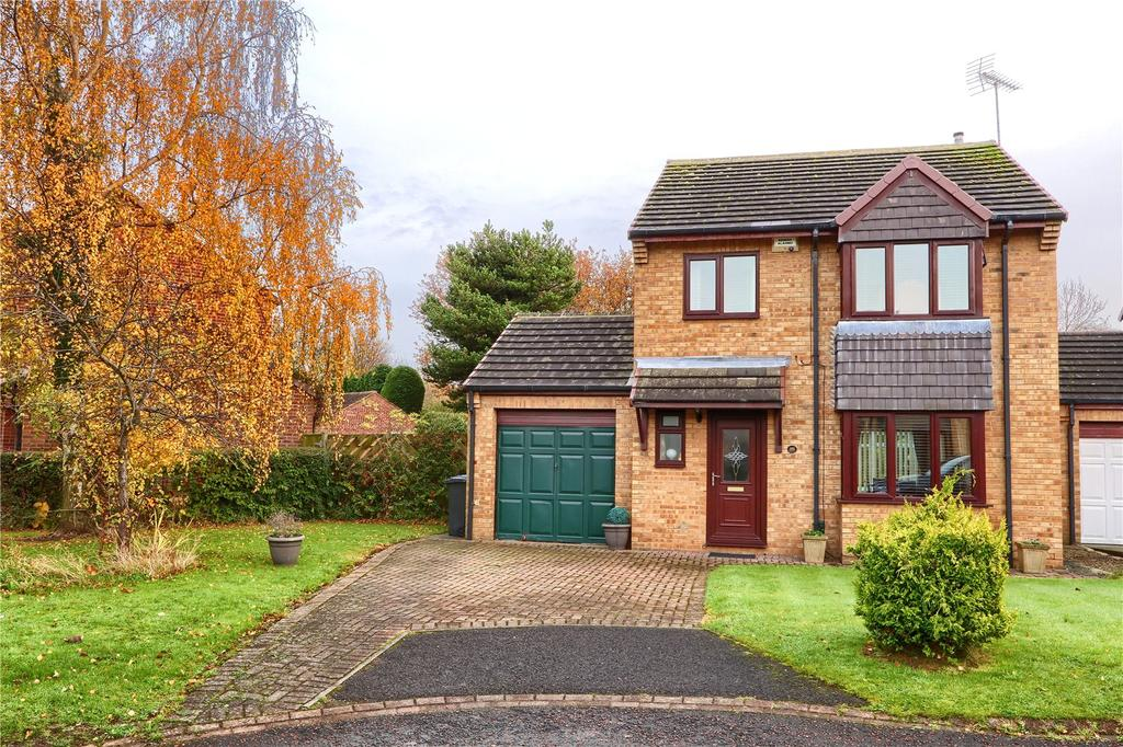 3 Bedrooms Detached House for sale in Beechfield, Coulby Newham