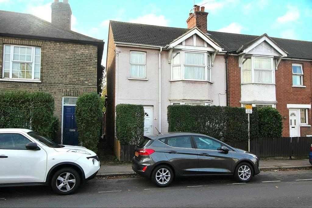 3 Bedrooms End Of Terrace House for sale in Baddow Road, Chelmsford, Essex, CM2