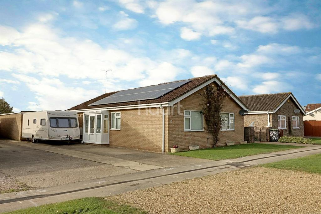 3 Bedrooms Bungalow for sale in Chatteris