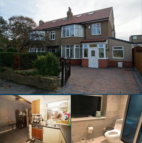 5 bedroom semi-detached house to rent - St Margarets Grove, Leeds LS8