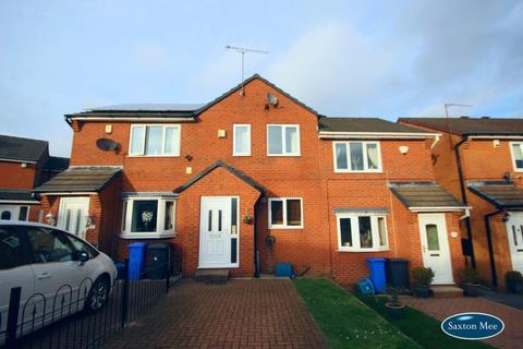 2 bedroom terraced house to rent - 43 Jordanthorpe Green, Sheffield, S8 8DZ