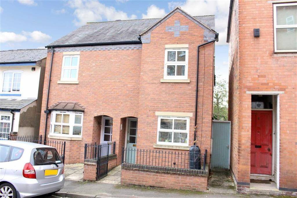 2 Bedrooms Semi Detached House for sale in Priory Street, Leamington Spa, CV31