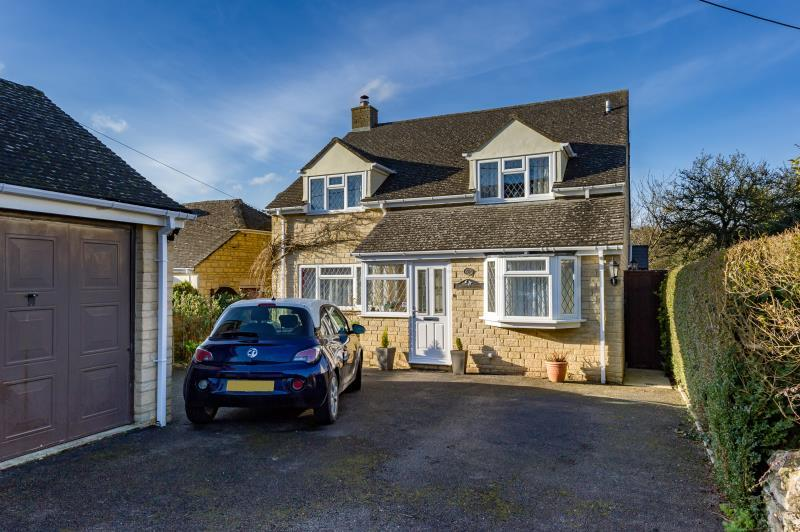 4 Bedrooms Detached House for sale in Manor Road, Bladon, Woodstock, Oxfordshire