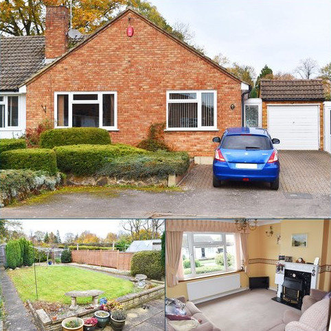 2 bedroom semi-detached bungalow for sale - Poplar Close, Leighton Buzzard