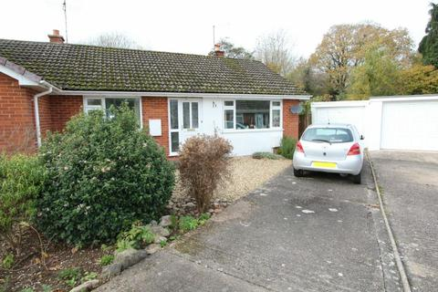 2 bedroom semi-detached bungalow for sale - Brook Meadow, Newton Poppleford