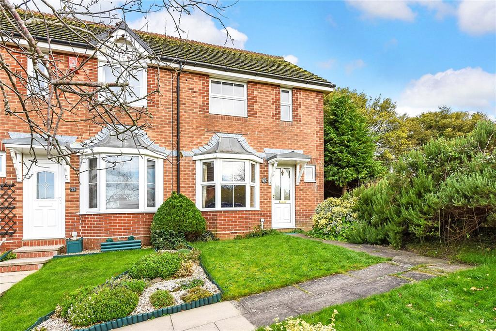 2 Bedrooms End Of Terrace House for sale in Cowdray Park, Alton, Hampshire