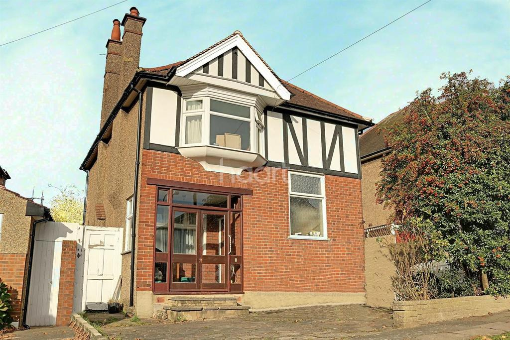 4 Bedrooms Detached House for sale in Trevelyan Crescent, Kenton, HA3