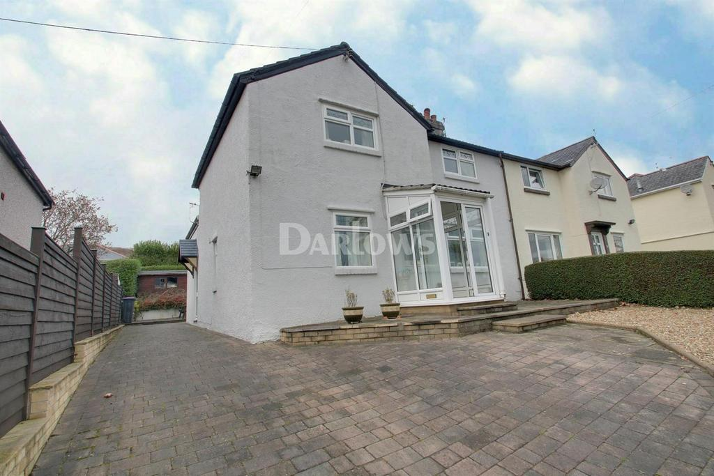 3 Bedrooms Semi Detached House for sale in The Avenue, Griffithstown
