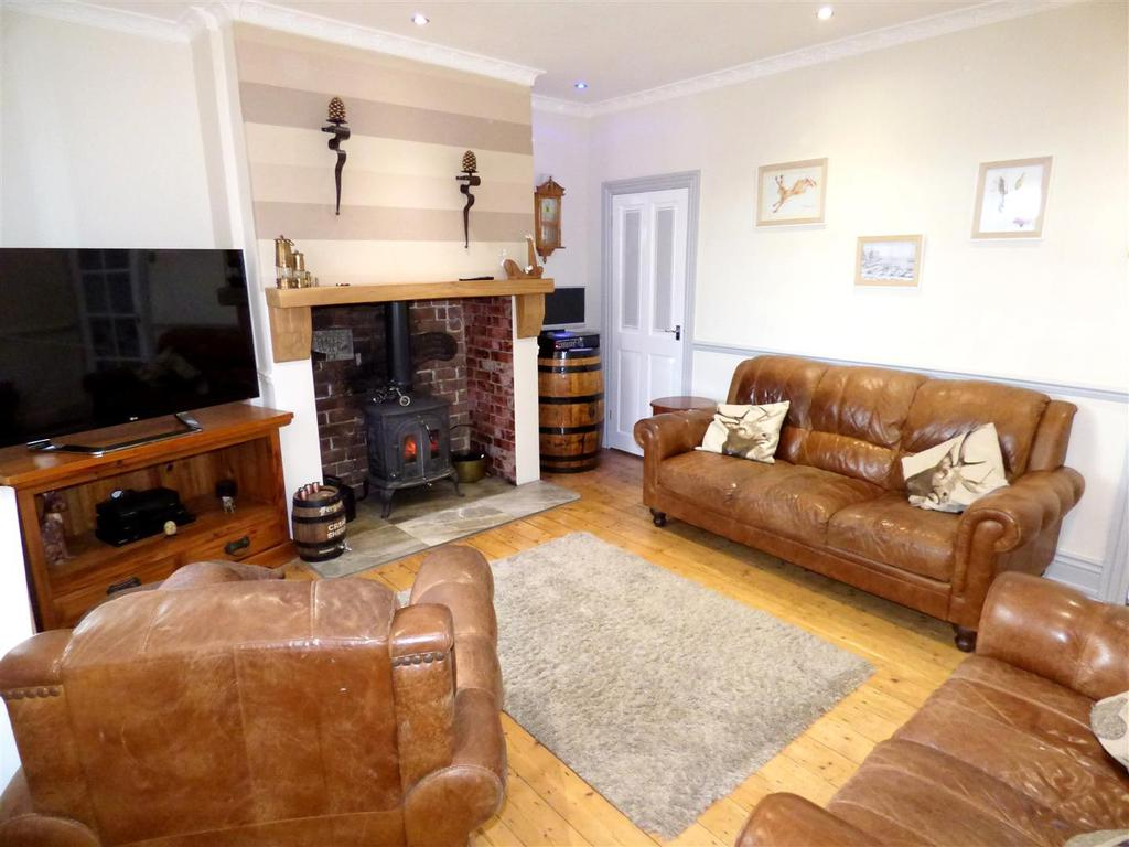 2 Bedrooms Terraced House for sale in Voltage Terrace, Newbottle, Houghton Le Spring