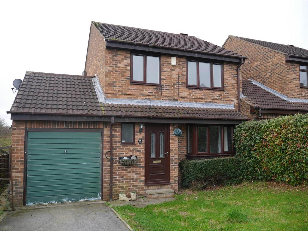 3 Bedrooms Detached House for sale in Meadowcroft Rise, Bierley, BD4 6EP