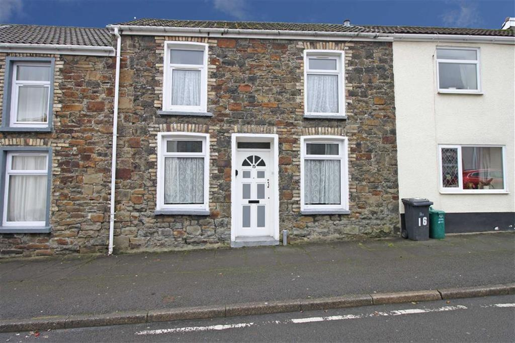 2 Bedrooms Terraced House for sale in Gadlys Street, Aberdare, Aberdare