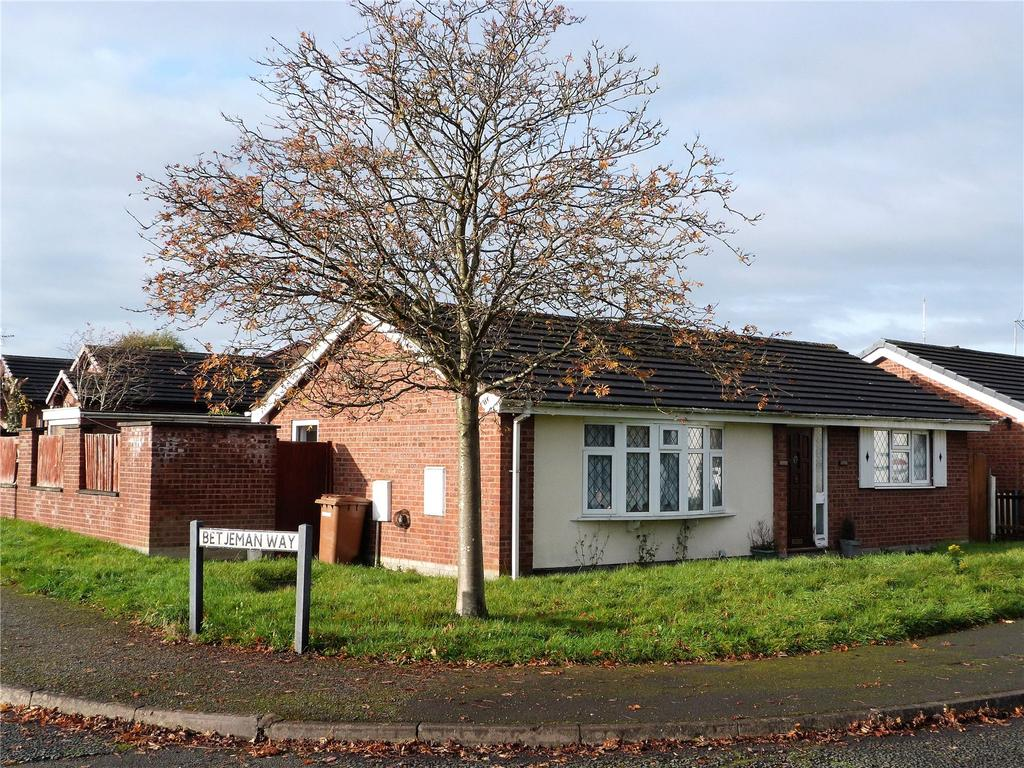 3 Bedrooms Detached Bungalow for sale in Rochester Crescent, Sydney, Crewe, Cheshire, CW1