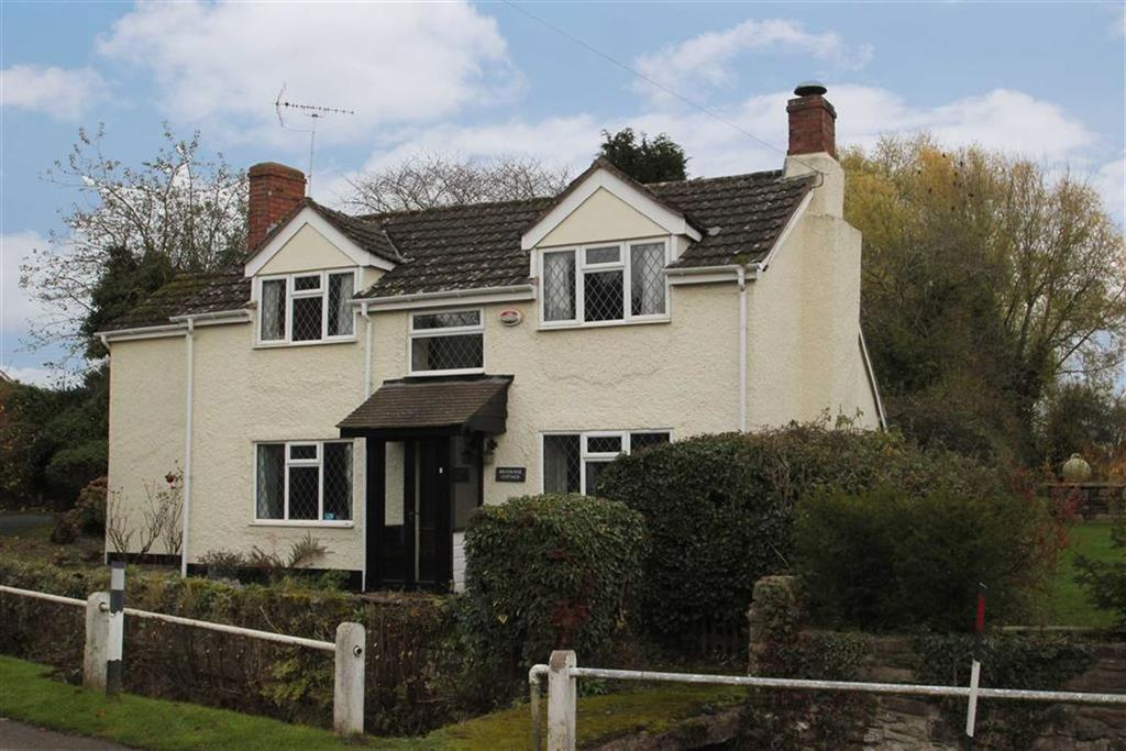 2 Bedrooms Cottage House for sale in YARPOLE, Yarpole Leominster, Herefordshire
