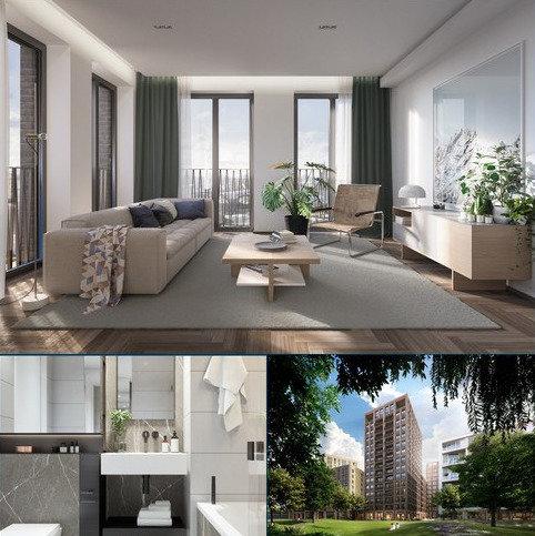 1 bedroom flat to rent - Fenman House, Lewis Cubbits Walk, Kings Cross, London, N1C
