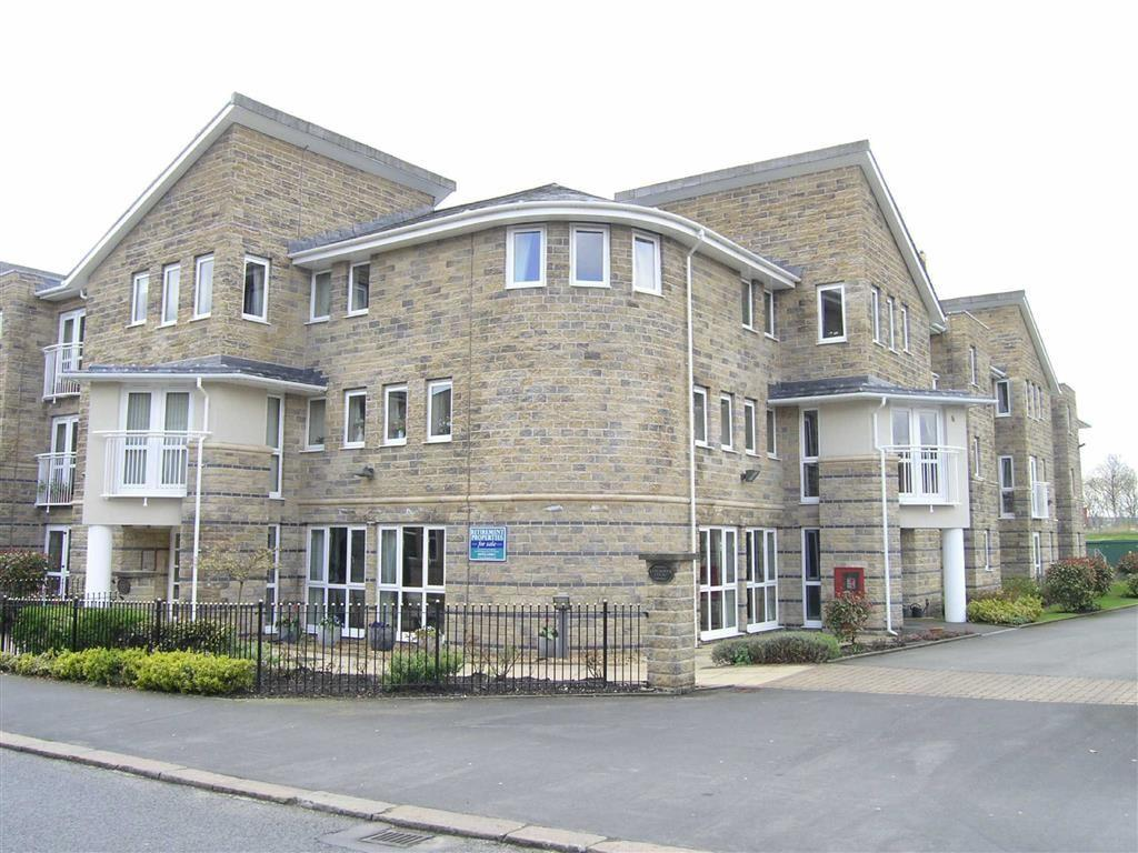 2 Bedrooms Retirement Property for sale in Ladybower Court, North Road, Glossop