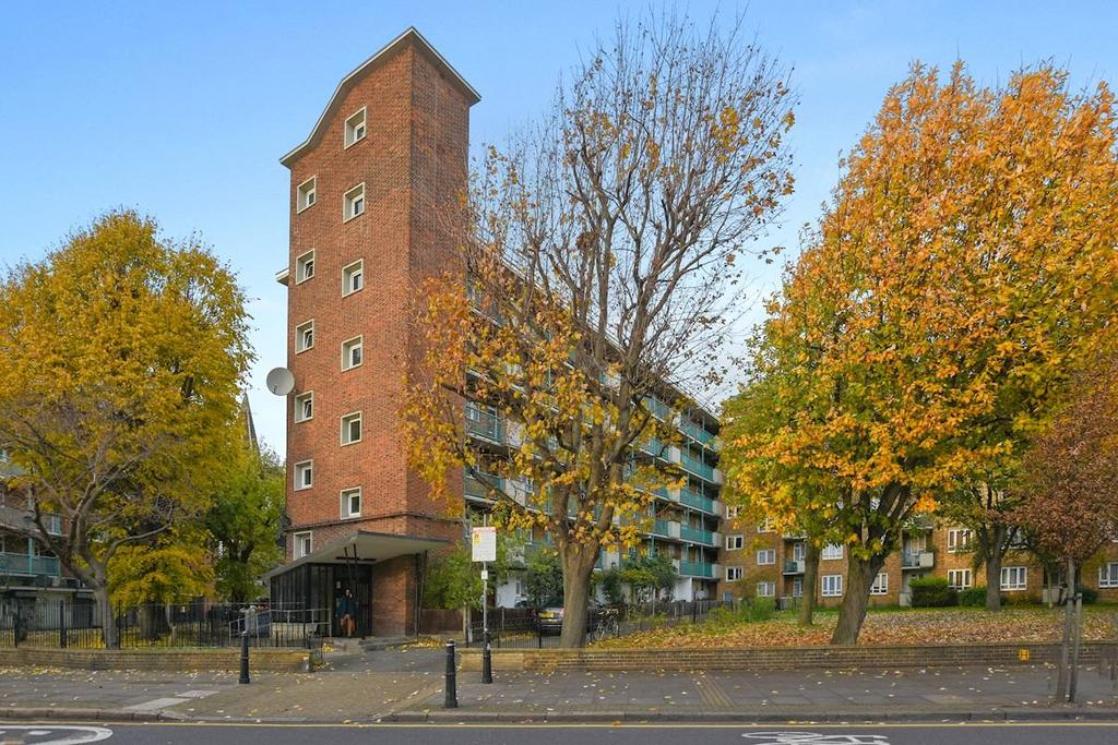 3 Bedrooms Apartment Flat for sale in Old Ford Road, Bethnal Green, E2