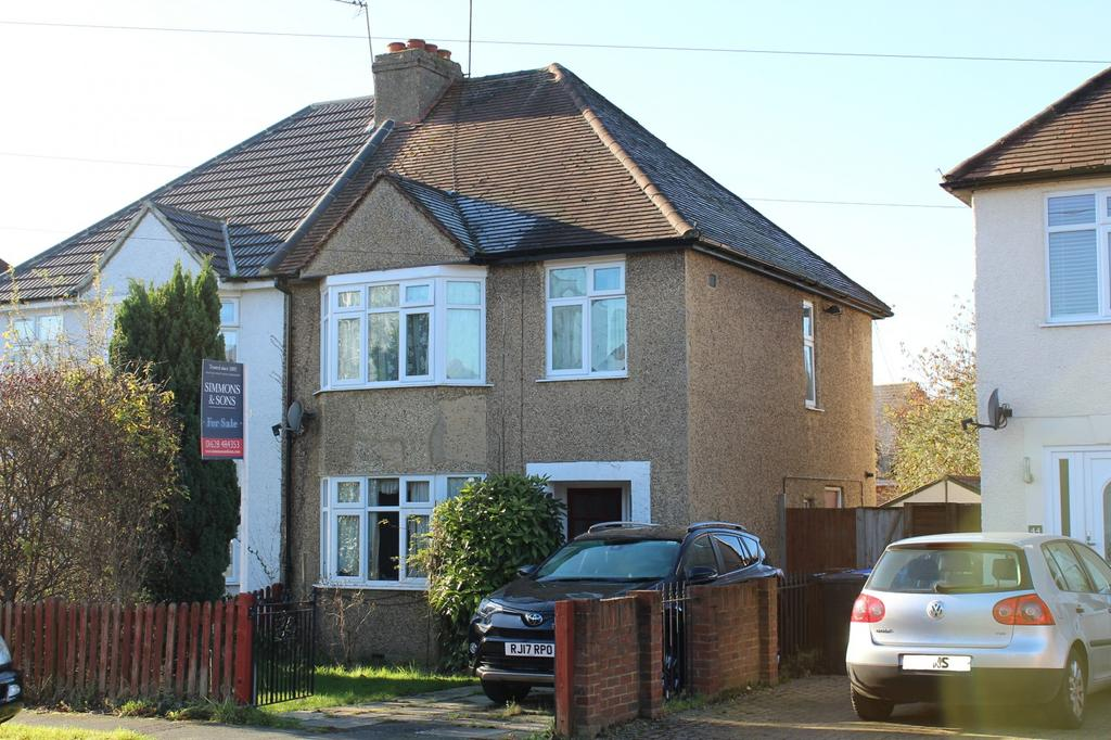 3 Bedrooms House for sale in Chiltern Road, Burnham
