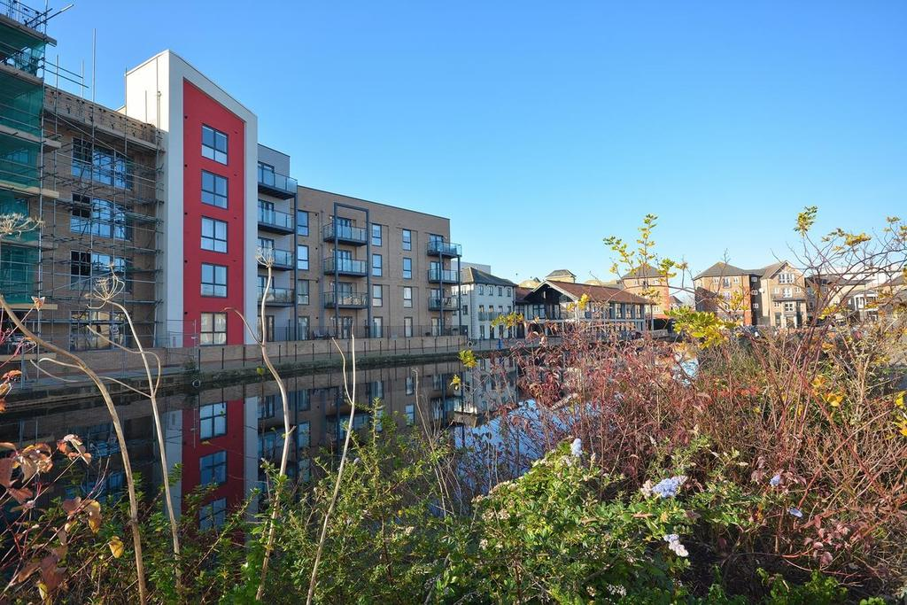 2 Bedrooms Apartment Flat for sale in Wharf Road, Chelmsford, Essex, CM2