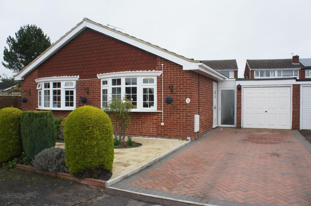 3 Bedrooms Bungalow for sale in Simdims, Cranfield, Bedfordshire