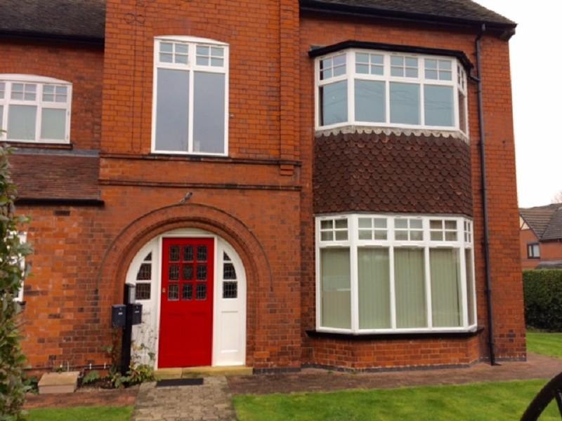 2 Bedrooms Apartment Flat for sale in Terrace Road, Atherstone, Warwickshire. CV9 1BP