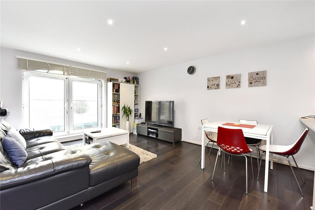 1 Bedroom Flat for sale in Coldharbour, London