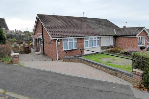 2 bedroom semi-detached bungalow to rent - Farm Hill Avenue, Strood  ME2