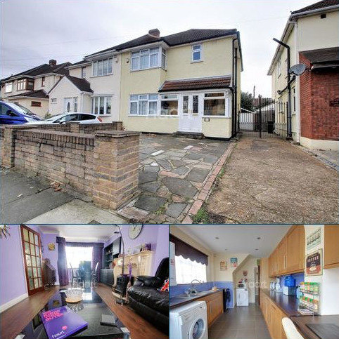 3 bedroom semi-detached house for sale - South End Road