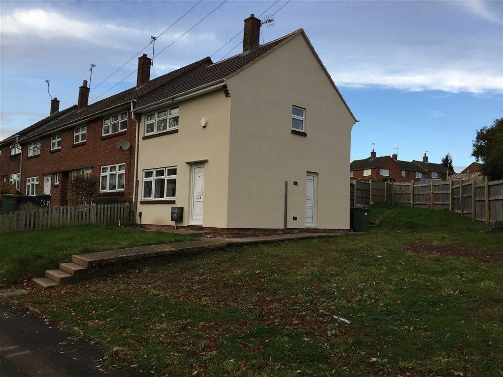 2 Bedrooms End Of Terrace House for sale in Lime Grove, Camp Hill, Nuneaton, Warwckshire, CV10