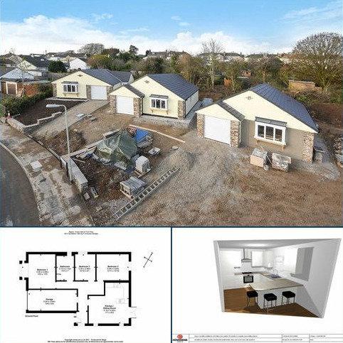 3 bedroom bungalow for sale - Maynard Park, Bere Alston, Devon
