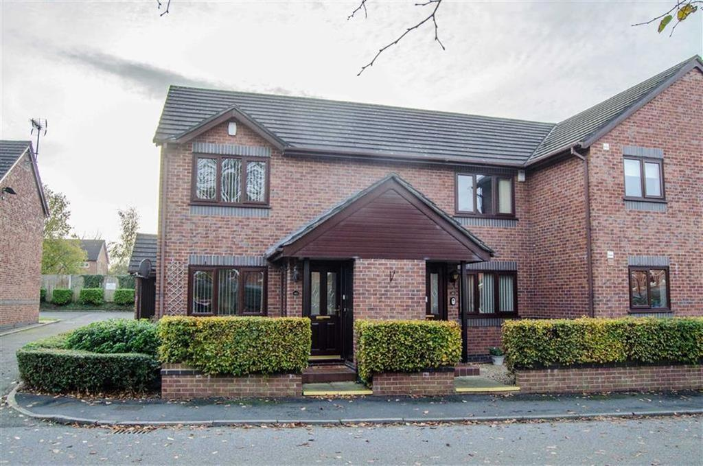2 Bedrooms Retirement Property for sale in Pearl Lane, Vicars Cross, Chester, Chester