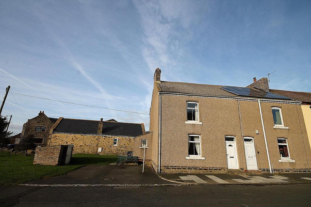 2 Bedrooms End Of Terrace House for sale in Inkerman, Tow Law, Bishop Auckland