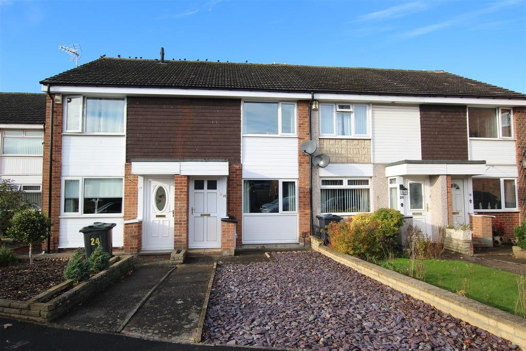2 Bedrooms Terraced House for sale in Balmoral Road, Darlington